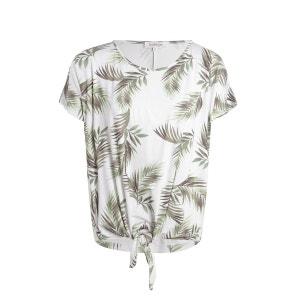 T-shirt imprimé feuillage SCOTTAGE 4cf23375109