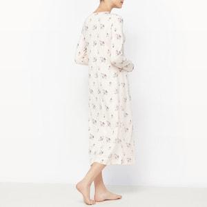 Floral Print Nightdress ANNE WEYBURN