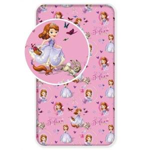 Princesse Sofia Disney - Drap Housse Coton PRINCESSE SOFIA