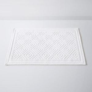 Tapis de bain, CAIRO, motif en relief, coton (1500g/m²) La Redoute Interieurs