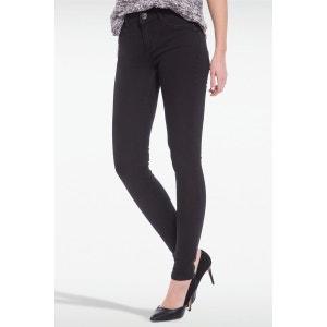 Jeans jegging femme skinny taille haute BONOBO