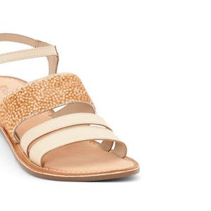 Sandalias de piel Divatte KICKERS