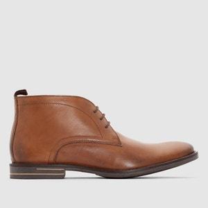 Boots cuir BASE LONDON DORE BASE LONDON