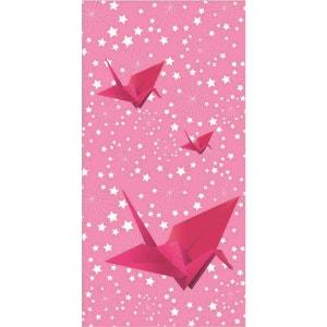 Papier peint intissé étoile et origami LE PAPIERS DE NINON