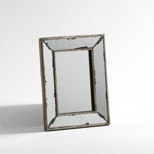 Espelho envelhecido, modelo pequeno, comp. 23,5 x alt. 31,5 cm, Edwin AM.PM.