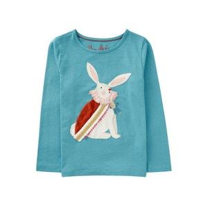 Joli t-shirt motif festif BODEN