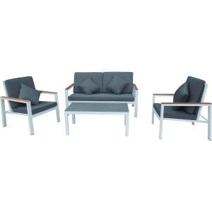 Salon de jardin - Table, chaises en solde Wilsa | La Redoute