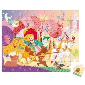 Valisette Puzzle Princesse 54 Pièces - JURJ02875 JANOD