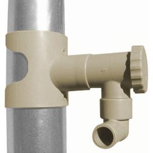 Récupérateur d'eau pour gouttière circulaire JARDINDECO