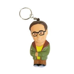 The Big Bang Theory - Porte-clé figurines anti-stress Leonard 8 cm SD TOYS