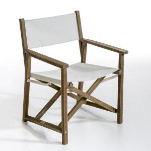 salon de jardin table chaises en solde la redoute. Black Bedroom Furniture Sets. Home Design Ideas