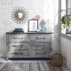 meuble metal industriel la redoute. Black Bedroom Furniture Sets. Home Design Ideas