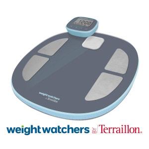Pèse-personne électronique multifonctions Weight W TERRAILLON