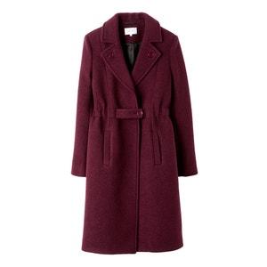 Manteau avec ceinture et taille élastique CARVEN