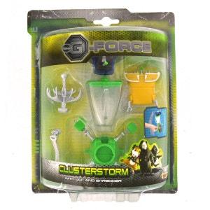 Figurine Mission-G avec accessoires : Clusterstorm SMOBY