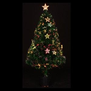 Sapin de Noël Lumineux - H. 120 cm - Vert FEERIE CHRISTMAS