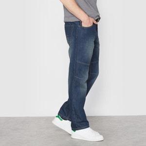 Elasticated 5-Pocket Jeans CASTALUNA FOR MEN