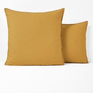 Perkalowa poszewka na poduszkę z ekologicznej bawełny La Redoute Interieurs