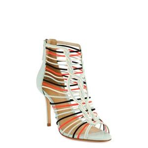 Sandálias em pele Ameya COSMOPARIS