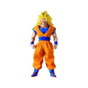 Dragonball Z - Statuette 1/8 D.O.D. Super Saiyan 3 Son Goku 22 cm MEGAHOUSE