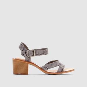 Sandalen met hak CASTALUNA