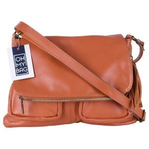 Sac à main cuir bandoulière femme - Modèle Avril (Gd modèle) OH MY BAG