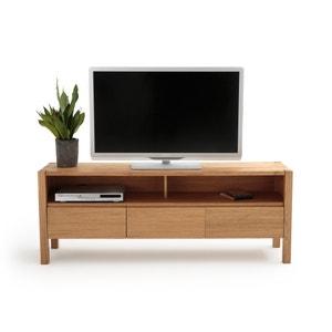 Mueble para TV de roble 160 cm, ADÉLITA