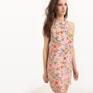 Vestido recto sin mangas, estampado floral MOLLY BRACKEN