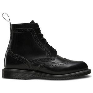 Leren boots met veters Delphine DR MARTENS