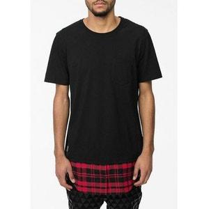T shirt Black Kaviar Afrojak Noir Rouge BLACK KAVIAR