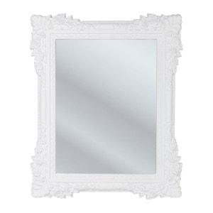 Miroir miroir design sur pied baroque mural la redoute - Miroir baroque ikea ...