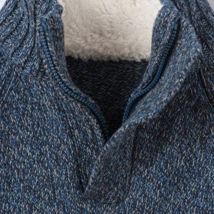 Jersey cálido, cuello con cremallera 3-12 años La Redoute Collections
