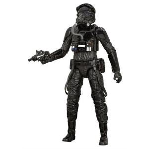 Figurine Deluxe Star Wars Black series : Pilote du Premier Ordre HASBRO