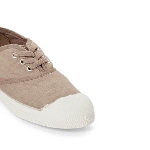 Sneakers met veters BENSIMON