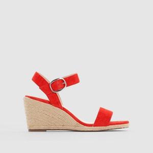 Sandales en cuir Exclusivité La Redoute JONAK
