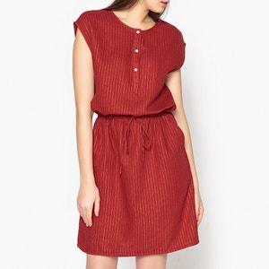 Kleid RAINETTE mit Metallic-Streifen HARTFORD