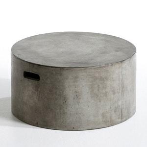 Mesa baja de cemento, Tatum