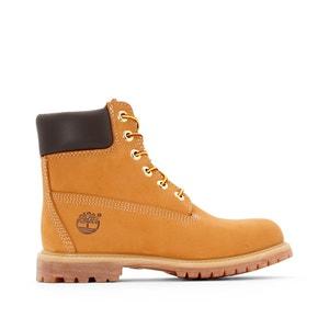 Leren boots 6 In Premium