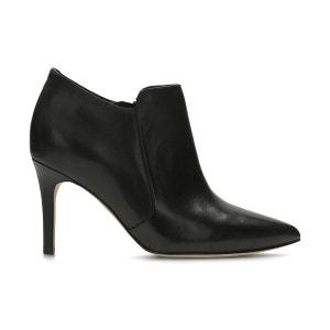 Boots cuir talon aiguille Dinah Spice CLARKS