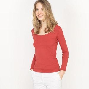Tee shirt col rond, uni R Edition