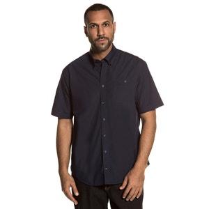 Camisa lisa, de manga corta JP1880