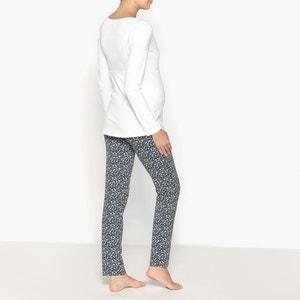 Pijama de maternidad La Redoute Collections