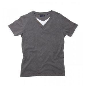 Fable - T-shirt à manches courtes et col en V - Homme BRAVE SOUL