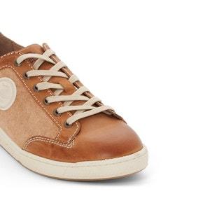 Zapatillas de piel Jabo/T PATAUGAS