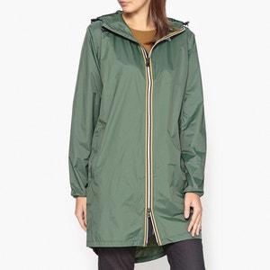 Le Vrai Eiffel 3.0 Unisex Zipped Raincoat with Hood KWAY