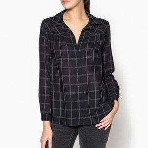 Chemise à carreaux irisés CYPRIEN PABLO