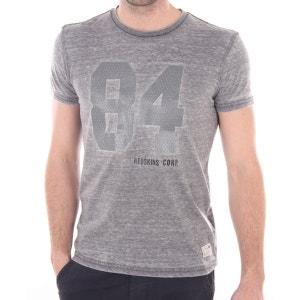 Tee-shirt Redskins Philip Coldchester (Gris) REDSKINS