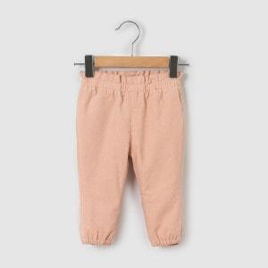 Pantalon velours 0 mois-2 ans La Redoute Collections