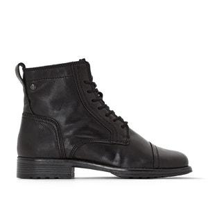 Boots cuir RUSSEL JACK & JONES