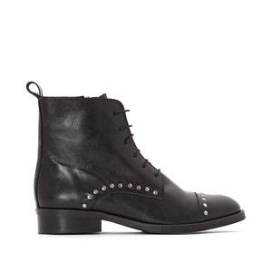 Boots pelle 2858 JONAK